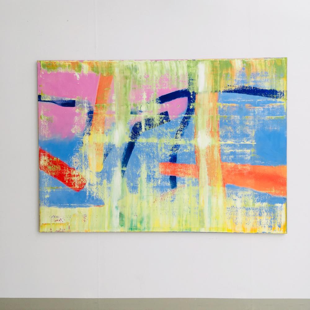 2019 140 x 200 cm oil/canvas