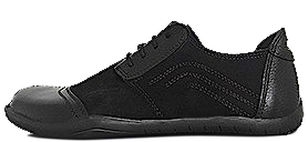 Barefoot shoes - Senmotic THREE F1 Black/Black