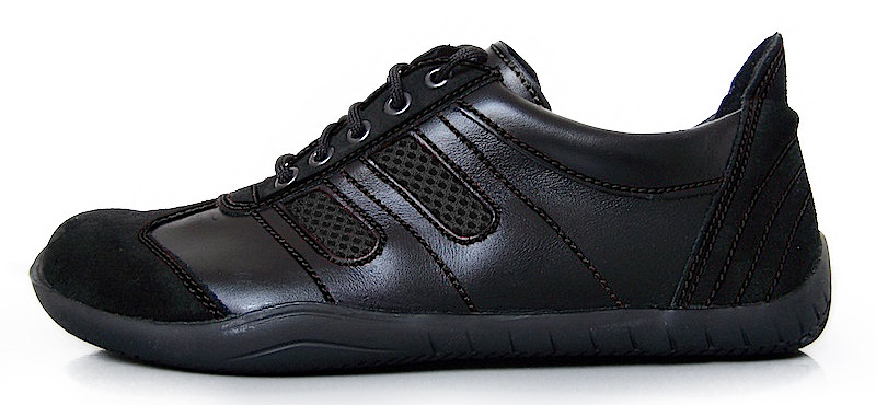 Senmotic barefoot shoes - Oxid F1 Black/Black