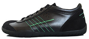 Senmotic running barefoot shoes - Rapido F1 Black/Green/Blue