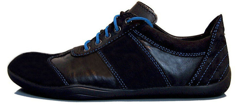 Senmotic barefoot shoes - Evolution F1 Black/Blue