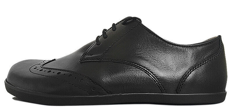 Senmotic business barefoot shoes - Empire F1 Black/Black