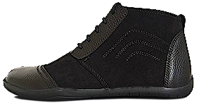 Barefoot shoes - Senmotic THREE H1 Black/Black
