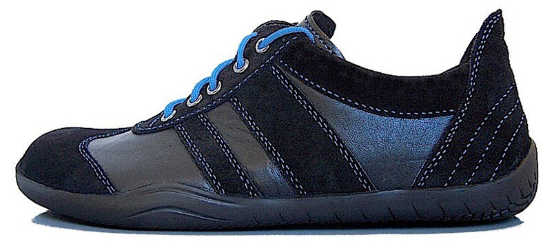 Senmotic barefoot shoes - Revolution F1 Black/Blue