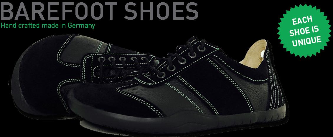 hand made barefoot shoes senmotic germany. Black Bedroom Furniture Sets. Home Design Ideas