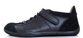 Senmotic barefoot shoes - Ruthenium F1 Black/Black