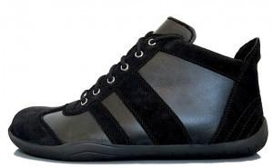 Senmotic barefoot shoes - Revolution H1 Black/Black