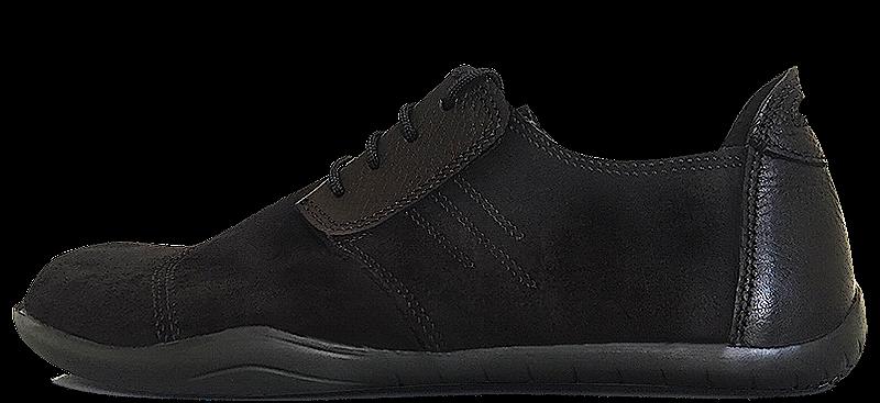 Barefoot shoes - Senmotic ONE F1 Black/Black