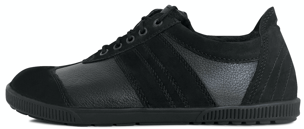 Senmotic barefoot shoes - Storm F1 Black/Black
