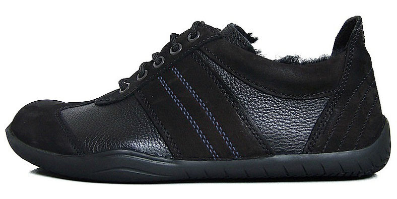 Senmotic barefoot shoes - Storm F1 Black/Blue