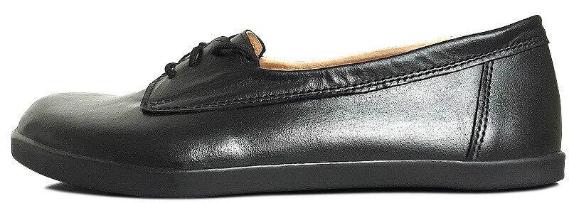 Senmotic ballerina barefoot shoes - Gala F1 Black/Black