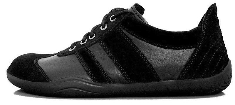 Senmotic barefoot shoes - Revolution F1 Black/Black