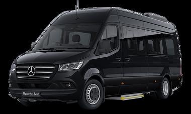 Minibus for 10 Passengers