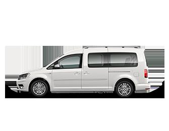 Small Van for 5 Passengers