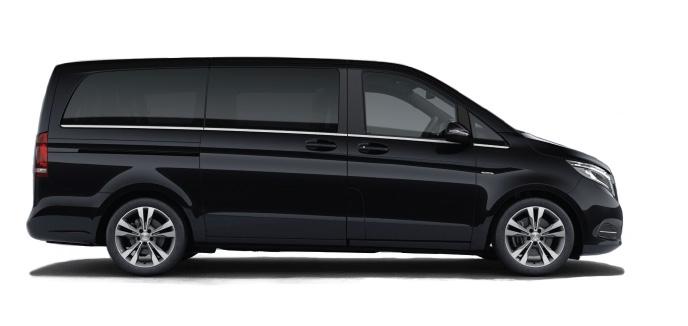 Van for 8 Passengers