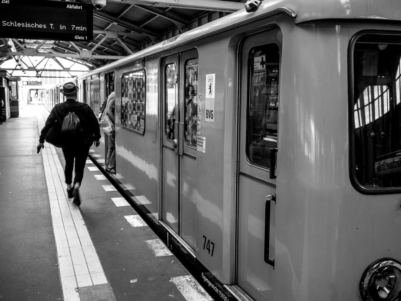 Catch The Tram   Berlin