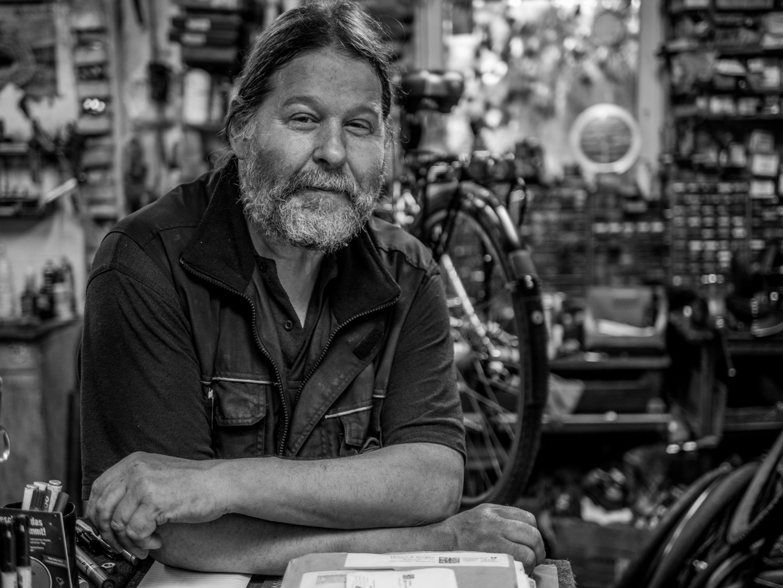 Bike Shop Guy