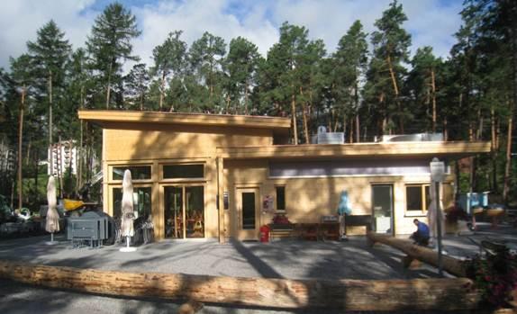 Ausbau und Neugestaltung Campingplatz Viamala, Thusis