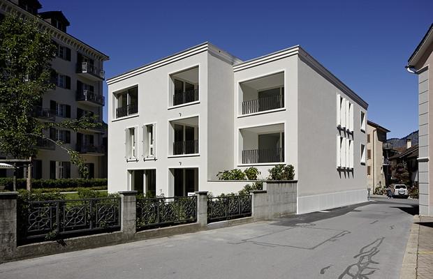 MFH Haus im Park, Bad Ragaz