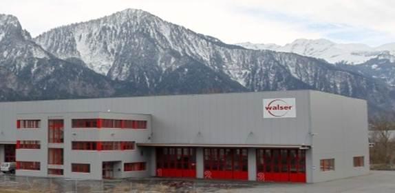 Neubau Werkhalle Walser AG, Igis-Landquart