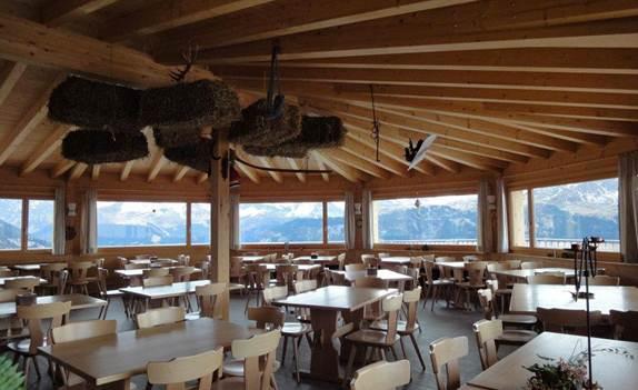Neubau Bergrestaurant Triemel, St. Peter