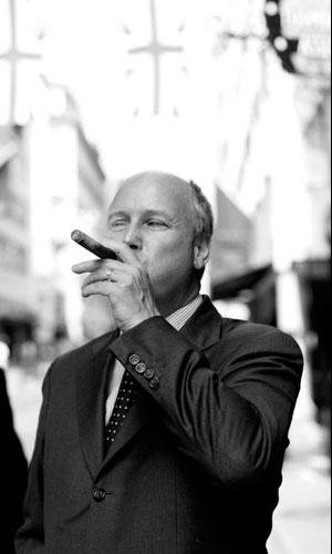 The Cigar World, Cosima Aichholzer, Sir Randolph Churchill
