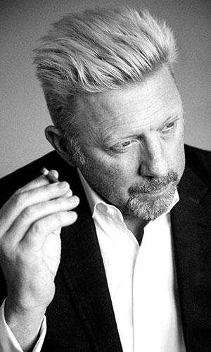 The Cigar World, Cosima Aichholzer, Boris Becker