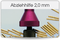 Abziehhilfe 2,0 mm