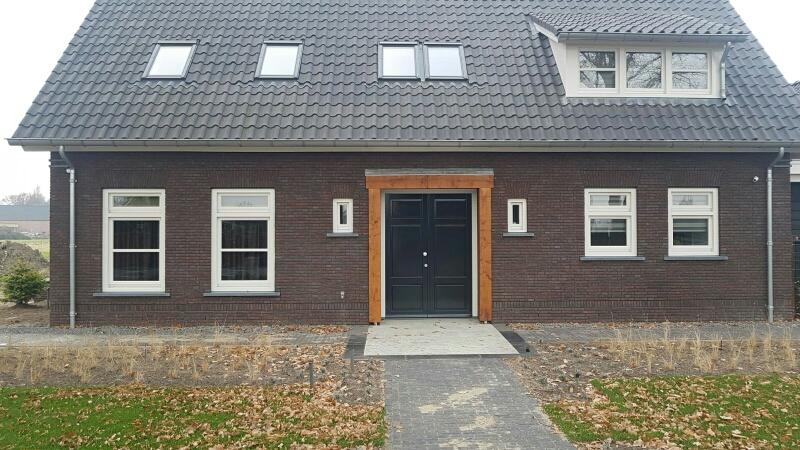 buitenwerk Den Dungen - nieuw opgeleverde woning