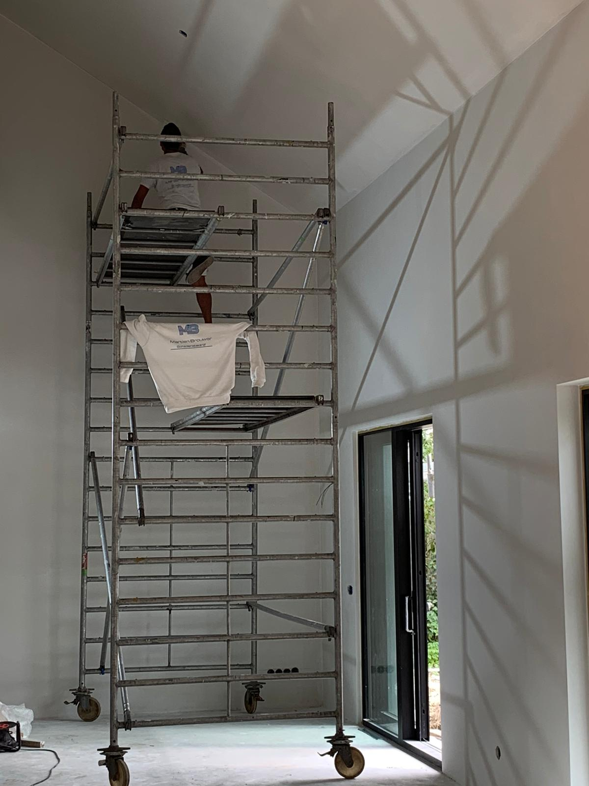 werken op hoogte