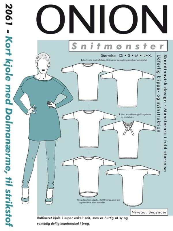 dbbfbffecd Shop · Schnittmuster · Onion Schnittmuster · Oversized Shirt, 2061