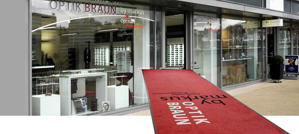OPTIK BRAUN by markus/ Berliner Promenade