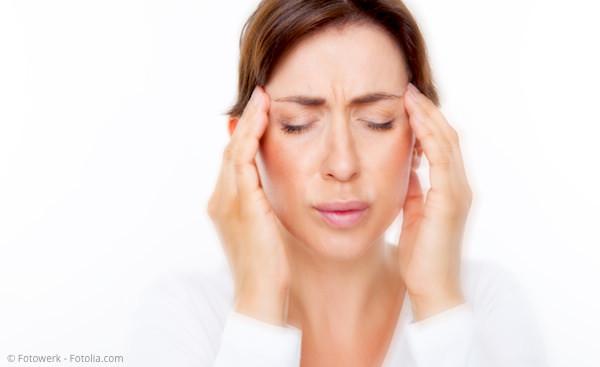 Mögliche Symptome von CMD (craniomandibuläre Dysfunktion)