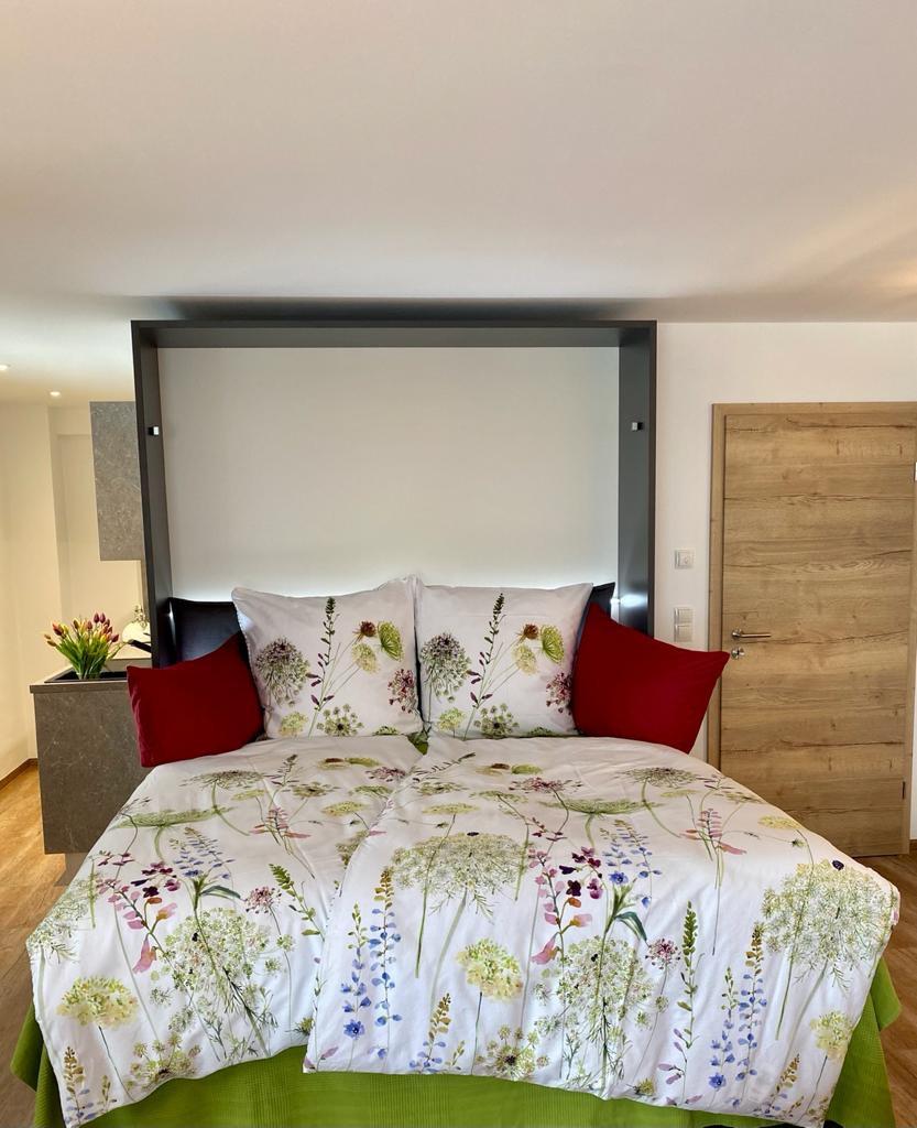 Komfort-Schrankbetten für 3. und 4. Person.