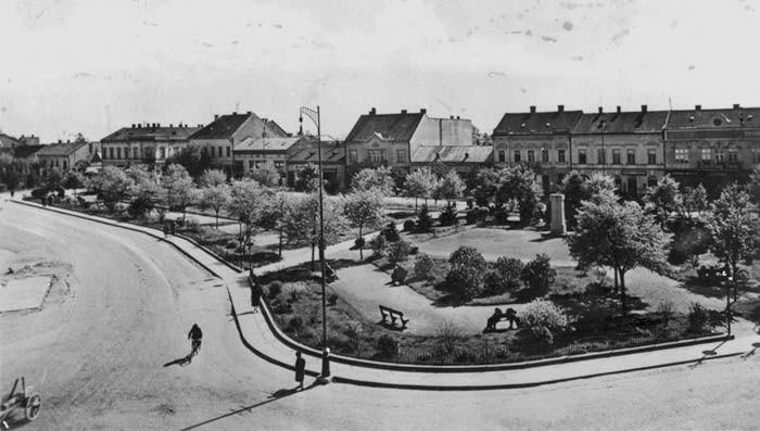 1940 г. Ужгород