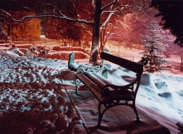 Зима в Ужгороде