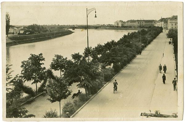 Вид реки Уж