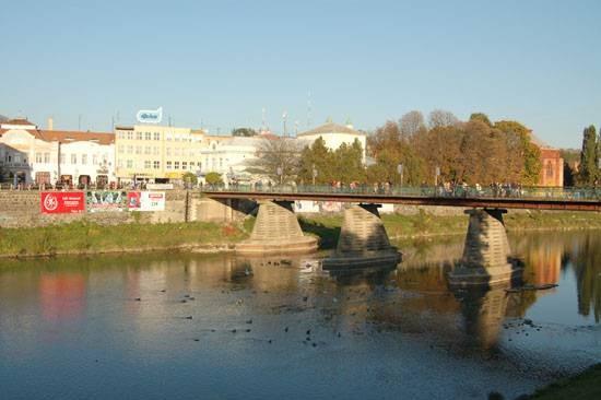 Пешеходный мост