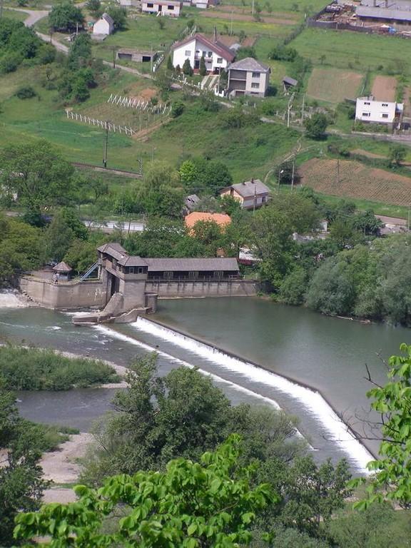 Вид с Невицкого замка