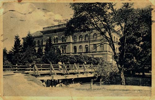 1932 г. Гимназия