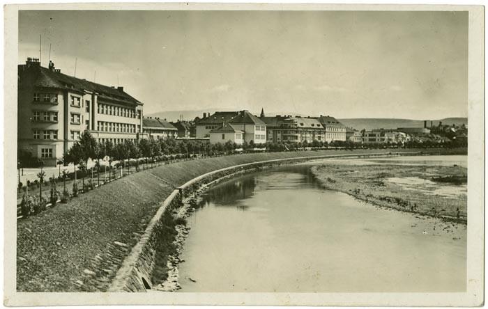 1943 г. Набережная