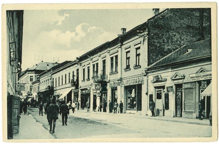 ул.Казинци(Корзо)