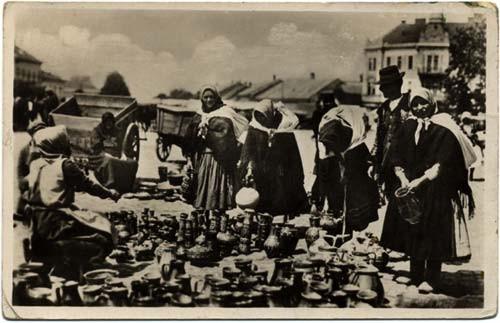 Рынок на пл.Масарика