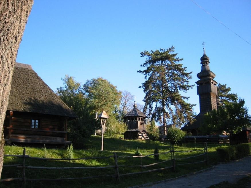Музей деревянной архитектуры