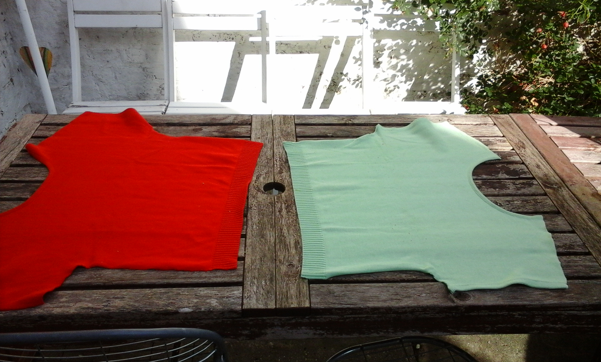 four pullover from cotton