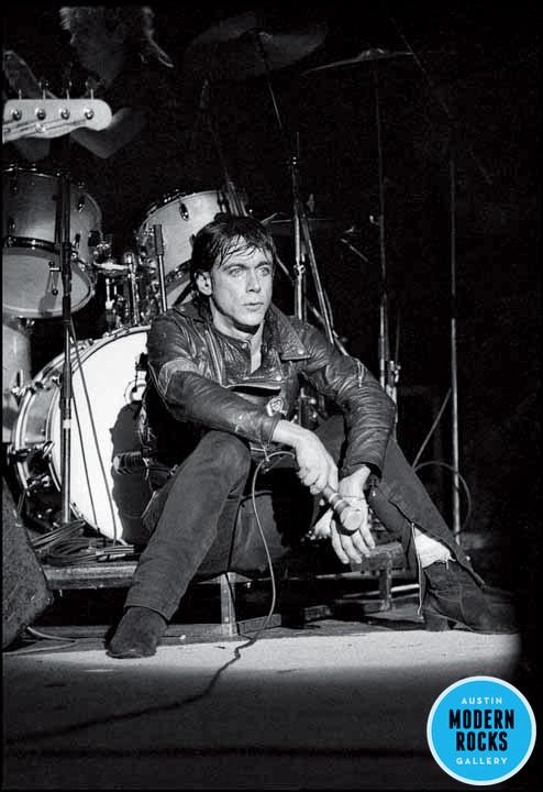 Iggy Pop, 1981 © David Corio/MRG