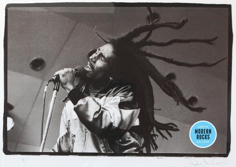 Bob Marley, 1980 © David Corio/MRG