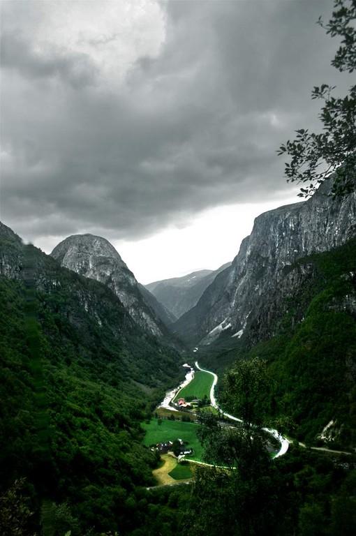 Sogn og Fjordane county, Norway, 2005