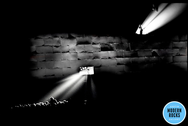 Pink Floyd, live The Wall, 1981 © Jill Furmanovsky/MRG