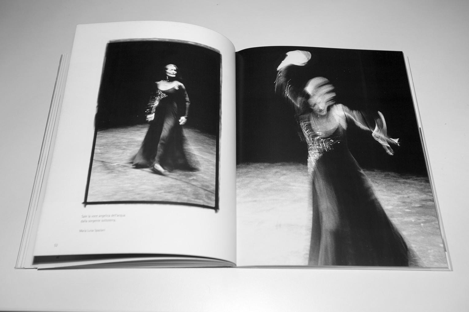 'Solo donna-Il Tempo dell'acqua', Teatro Goldoni, Venezia, Italy 1999